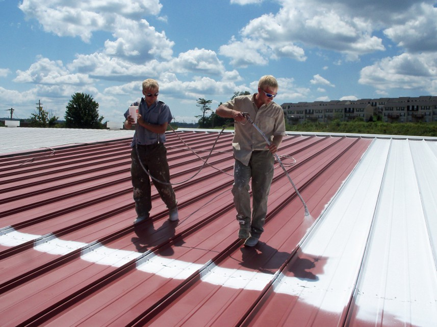 Commercial Roofing Gallery Manco Contracting